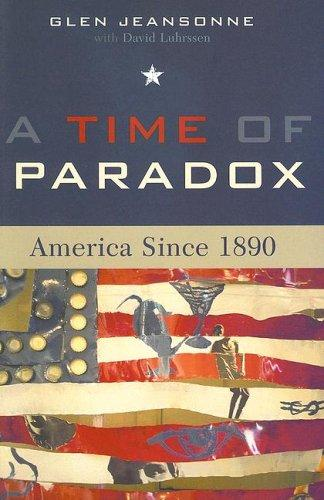 Download A time of paradox