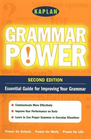 Download Grammar power