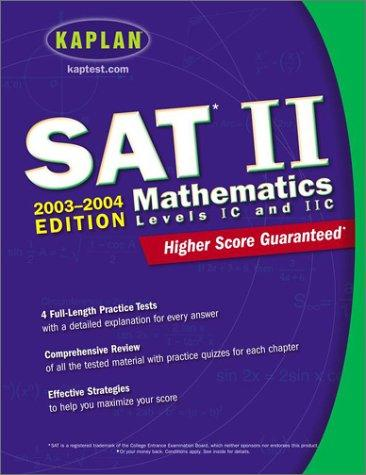 Download Kaplan SAT II