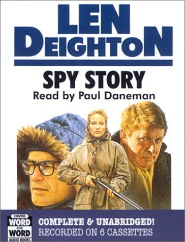 Spy Story (Word for Word Audio Books)