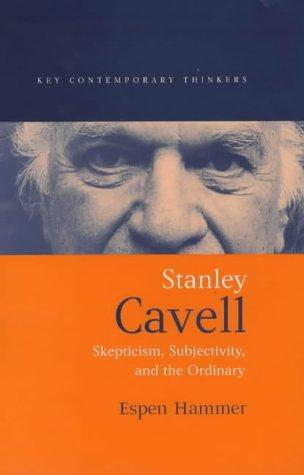 Stanley Cavell