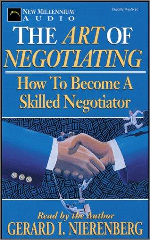 Download The Art of Negotiating