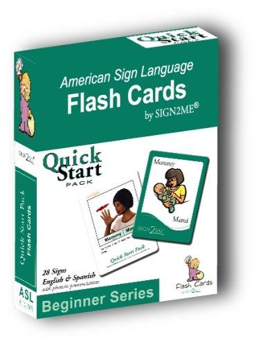Sign2Me – ASL Flashcards