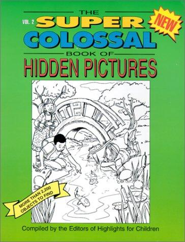 Download The Super Colossal Book of Hidden Pictures