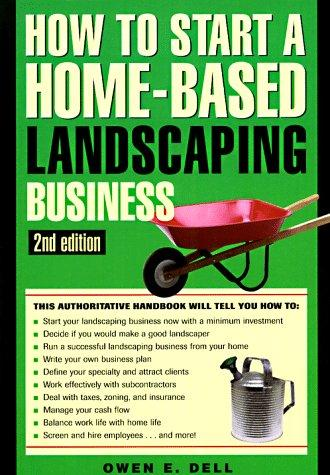 Download How to start a home-based landscaping business
