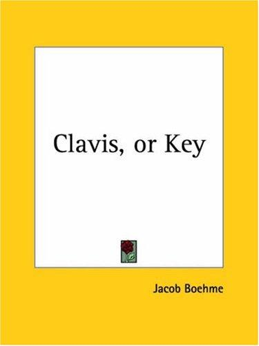 Download Clavis, or Key