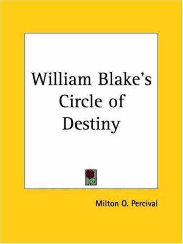 Download William Blake's Circle of Destiny