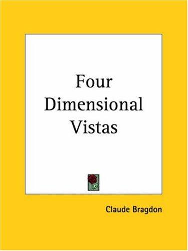 Download Four Dimensional Vistas