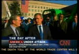 Still frame from: CNN Sept. 12, 2001 6:51 pm - 7:32 pm