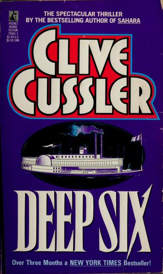 Cover of: Deep six   Clive Cussler