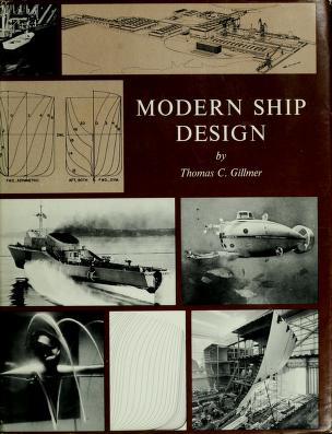Cover of: Modern ship design | Thomas Charles Gillmer