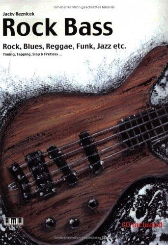 "Rock, Blues, Reggae, Funk, Jazz, etc by Hans-Juergen ""Jacky"" Reznicek"