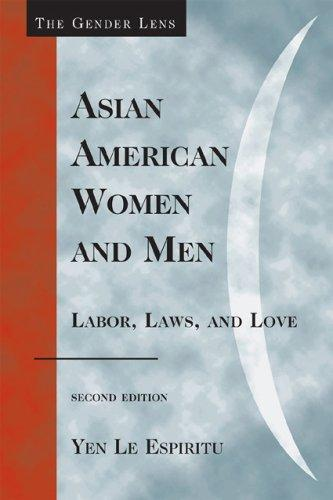 Asian American Women and Men by Espiritu Yen