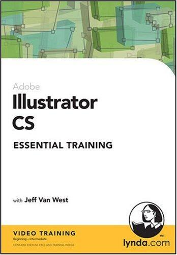 Illustrator CS Essential Training by Jeff Van West
