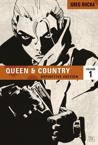 Queen & country by Greg Rucka, Brian Hurtt