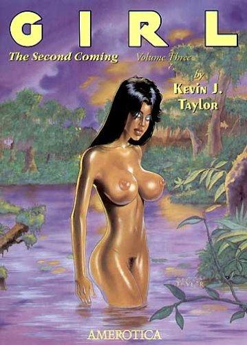 Girl, 2nd Coming (Girl: The Second Coming) by Kevin J. Taylor