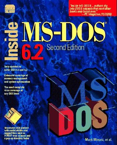 Inside MS-DOS 6.2 by Mark Minasi