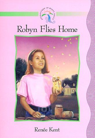 Robyn flies home by Renee Holmes Kent