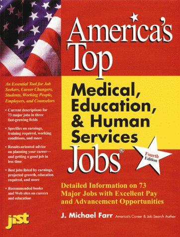 America's Top Medical, Education, & Human Services Jobs