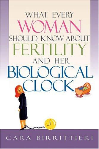 What Every Woman Should Know About Fertility and Her Biological Clock by Cara Birrittieri