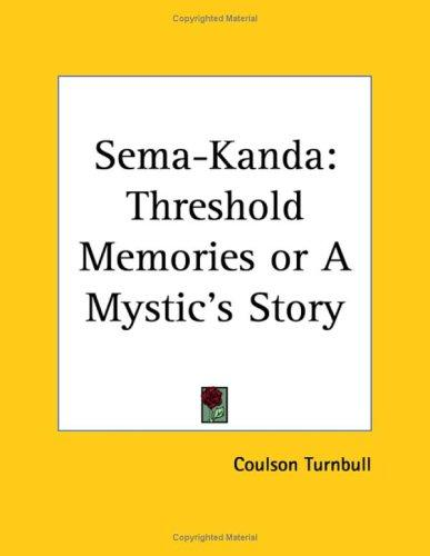 Sema-Kanda by Coulson Turnbull