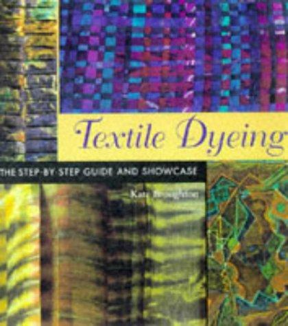 Textile dyeing by Kate Broughton